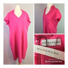 Wardrobe ladies Pink dress UK size 22  BNWT PARTY OCCASION
