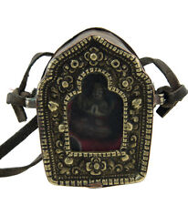 Ghau Gau Gao tibetain-6cm-temple de voyage TsaTsa Chenrezig-Tchenrezi-Tibet-2165