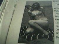 ephemera speedway picture 1969 ms linda wardell halifax