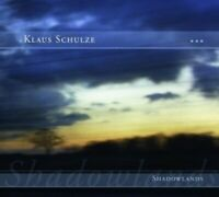 KLAUS SCHULZE - SHADOWLANDS  CD  3 TRACKS  POP/ELECTRO  NEW+
