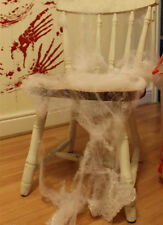 Halloween colorfull Cobweb Spooky Stretchy Spider Web With 4 Spiders Decoration