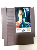 Terminator 2 T2 - ORIGINAL Nintendo NES Game Authentic Tested WORKING!