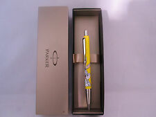 Parker Vector Yellow Bunny Rabbit l Colorful design Parker ballpoint pen