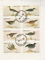 Vögel Nagaland gestempelt 539