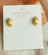 York Golden Earrings Kate Spade New