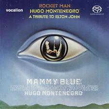Hugo Montenegro: Rocket Man - A Tribute To Elton John & Mammy Blue - CDSML8536