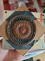 Original Large Advent Fried Egg Tweeter.  TESTED AND WORKING. 2 available. Match