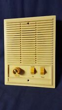 M&S Music And Sound USED Refurbished 355 Intercom Room Speaker