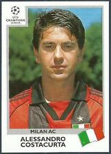 PANINI UEFA CHAMPIONS LEAGUE 1999-00- #292-AC MILAN-ALESSANDRO COSTACURTA