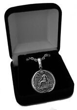 Nike, Goddess of Victory & Eagle, Pendant and Chain 9-S