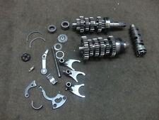 04 2004 SUZUKI GS500 GS 500 F GS500F ENGINE TRANSMISSION, TRANNY #E42