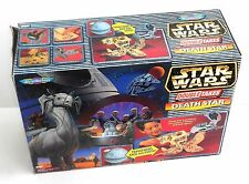 1997 Galoob Micro Machines ~ Star Wars Action Set ~ DEATH STAR ~ Boxed MIB MOC