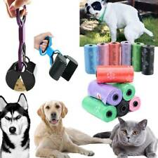 Pets Puppy Dog Cats Doggy Bags Waste Toilet Poop Pickup Pooper Grabber Picker