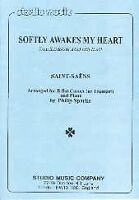 Camille Saint-Saëns: Softly Awakes my Heart (Trumpet/Corn... STU03434