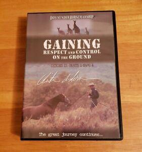 HOBBLING /& LEG RESTRAINTS CLINTON ANDERSON 2 DVD/'s Free Shipping
