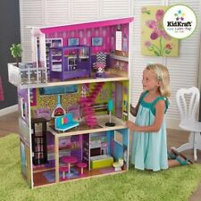 Kidkraft Super Model Dollhouse With Furniture 65849