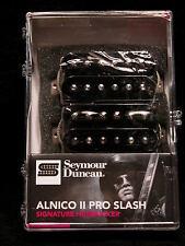 Seymour Duncan Slash Signature Set Black Alnico II Pro 11104-08-b  APH-2S