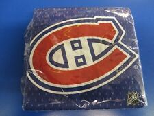 Montreal Canadiens NHL Pro Hockey Sports Banquet Party Paper Beverage Napkins