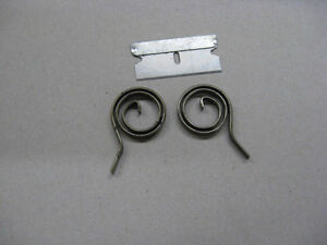 NORS DOOR LOCK LATCH SPRING  1946 -52 PACKARD HUDSON NASH