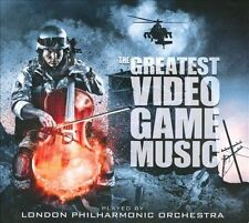 The Greatest Video Game Music (CD, Nov-2011, X5 Music Group)