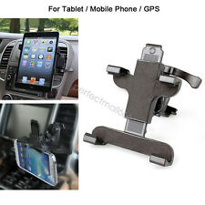 Car Air Conditioner Vent Mount Cradle Holder Stand For Tablet Mobile Phone GPS