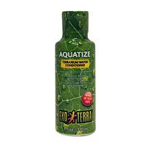 Exo Terra aquatize terrarium Conditionneur d'eau - 120 ml