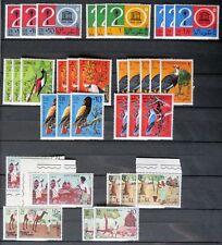 Somalia Ethiopia grosso lotto di francobolli NUOVI stock collezione 8 FOTO