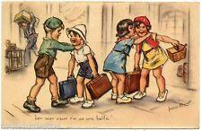 GERMAINE BOURET. Ben mon vieux , t'en as une balle !... n° 10 série 1938