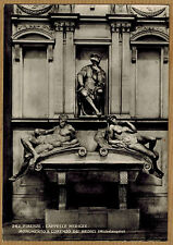 Cpsm / Cpm Italie Firenze - cappelle Medicee monumento a Lorenzo Medici wn0714