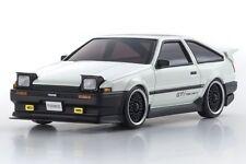 Kyosho MINI-Z 1/27 AWD MA-020VE PRO Trueno GTV AE86 White+D Evo. BCS White