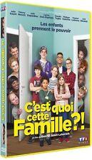 DVD *** C'EST QUOI CETTE FAMILLE *** avec Julie Gayet ( neuf sous blister )