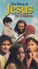 Story of Jesus for Children VHS, 2000, Tapeworm Studios The Jesus Church Project