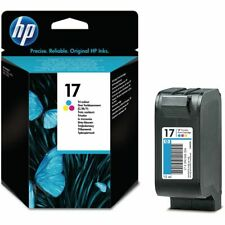 ORIGINAL GENUINE HP 17 C6625AE COLOUR CARTRIDGE 816 825C 840C 843C 845C FASTPOST