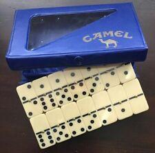 RARE 1986 CAMEL Dominoes - Collector Vintage - Unused Still Sealed