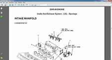 Kia Sportage 2002 - 2007 Factory service repair manual