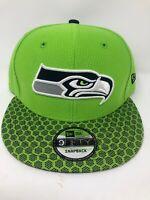 New Era 59FIFTY Seattle Seahawks SnapBack Hat Cap NFL NWT