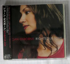 Joan Osborne-Righteous LOVE JAPAN CD OBI uics - 2001