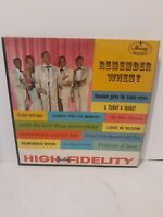 Vintage The Platters Remember When? Record Album Vinyl LP