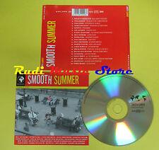 CD SMOOTH SUMMER compilation WASHINGTON SIMONE COOKE KENNY G (C53) no*lp mc dvd