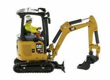 CAT 1/50 Caterpillar 301.7 CR Mini Hydraulic Excavator Diecast Masters Car 85597