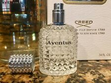 Creed Aventus Men Cologne Eau De Parfum  EDP 50ml 1.7oz sample Bottle Fast 17Y02