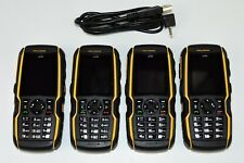 4x Sonim XP5560 Bolt Ultra Rugged 3G Phone AT&T XP5560-A-R4 - Used - Working