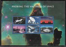 U.S #3409 PROBING THE SPACE SHEET OF 6 MINT /NH-OG ,C.V$15.00 @ FACE START