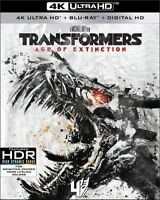 Transformers: Age Of Extinction [New 4K UHD Blu-ray] With Blu-Ray, 4K Masterin
