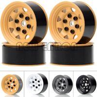 1.55 Beadlock Wheels for RC 1/10 D90 TF2 Tamiya CC01 LC70 MST JIMNY Axial 90069