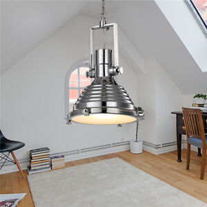Vintage Pendant Light Large Chandelier Lighting Kitchen Ceiling Light Shop Lamp