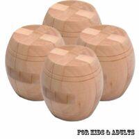 - spiel kinder heiß knobelaufgabe cube jigsaw fass schloss spielzeug aus holz