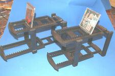 CD Traxx Ständer / Flipp System Aufbewahrung / Auszug / stapelbar Fa. Exponent