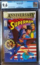 Superman (1939 1st Series) #400  CGC 9.6