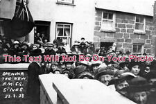 CO 116 - Opening The New P M S S, St Ives, Cornwall, 1923 - 6x4 Photo